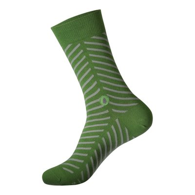 Conscious Step Socks that Plant Trees: Grey Stripe