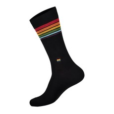Conscious Step Socks that Save LGBTQ Lives: Stripes