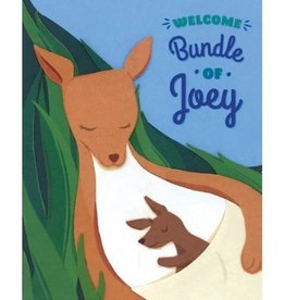 Good Paper Welcome Baby Joey Card
