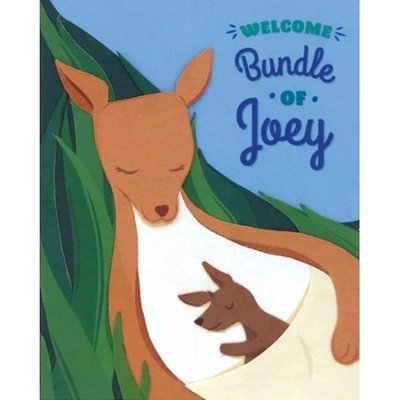 Good Paper Welcome Baby Joey Congrats Card