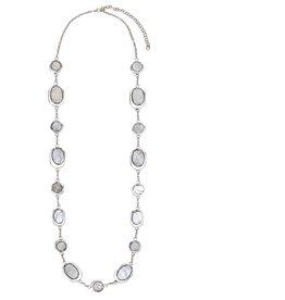 Ten Thousand Villages Fair Lady Capiz Necklace