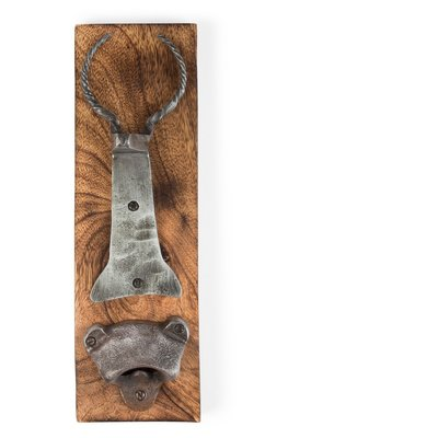 Ten Thousand Villages Blackbuck Bottle Opener