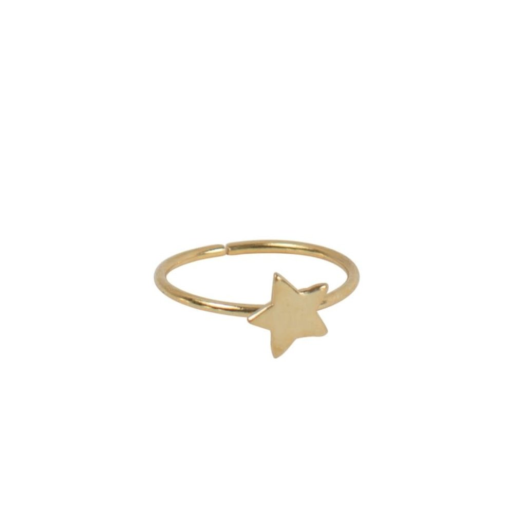 Ten Thousand Villages Star Bright Ring