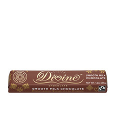 Divine Chocolate Milk Chocolate Small Bar 1.2oz