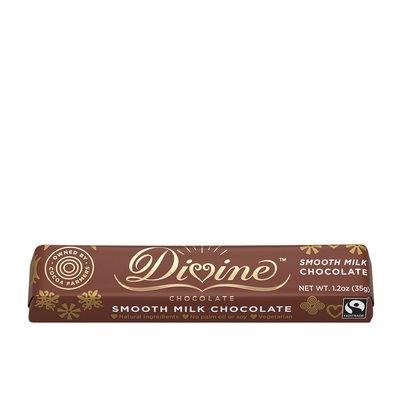 Divine Chocolate Milk Chocolate Small Bar 1.2oz