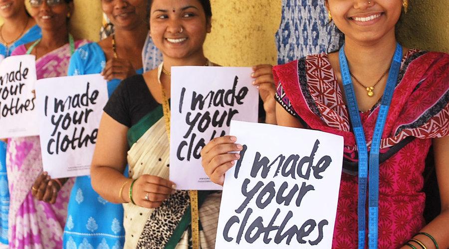 Fair Fashion Saves Lives
