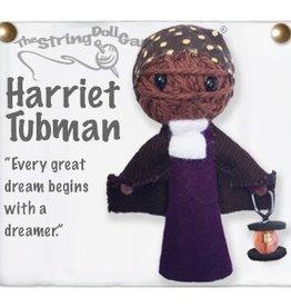 Kamibashi Harriet Tubman String Doll Keychain