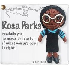Kamibashi Rosa Parks String Doll Keychain