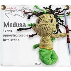 Kamibashi Medusa String Doll Keychain