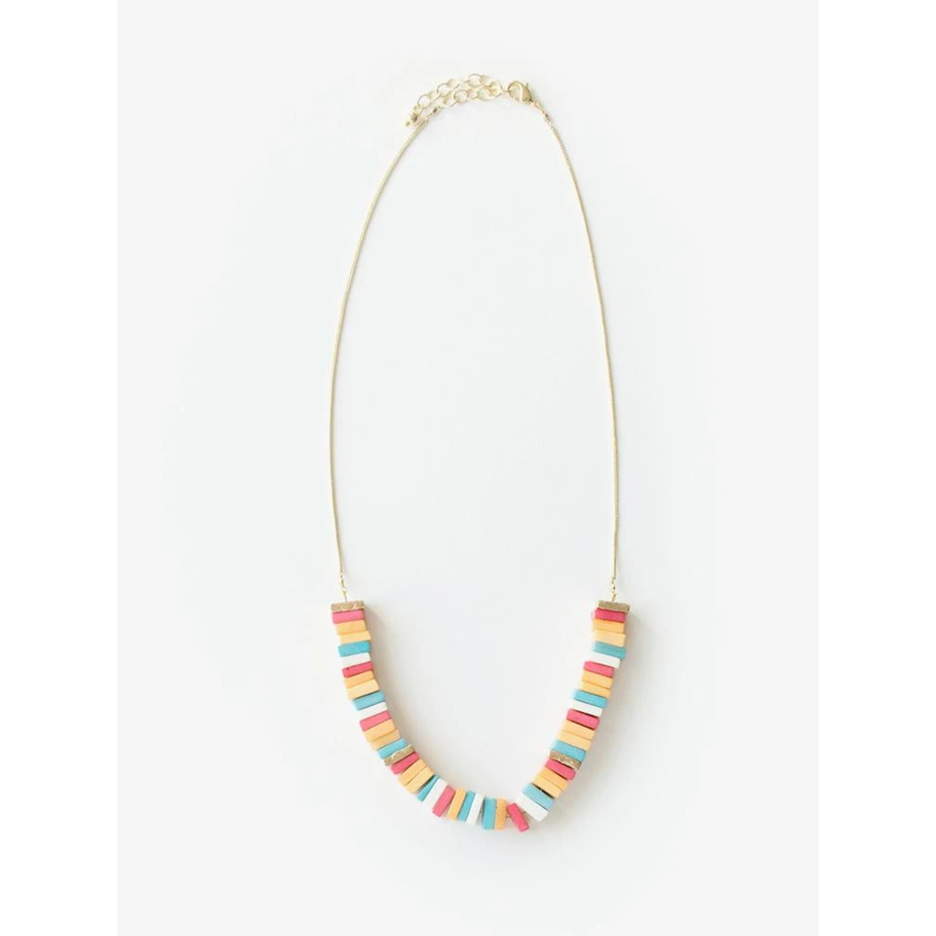 Mata Traders Coney Island Rainbow Candy Necklace