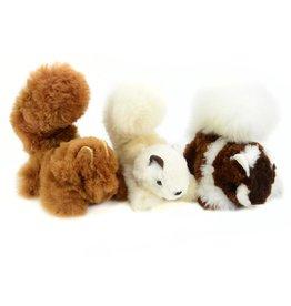 Minga Imports Alpaca Squirrel Stuffed Animal
