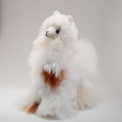 Minga Imports Alpaca Large Llama Stuffed Animal