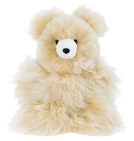 Minga Imports Alpaca Large Bear Stuffed Animal