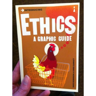 Microcosm Introducing Ethics: A Graphic Guide