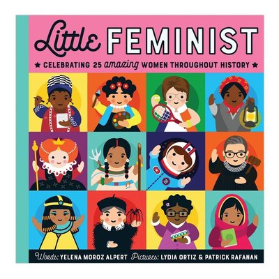Microcosm Little Feminist Picture Book
