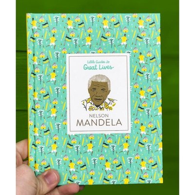 Microcosm Little Guides to Great Lives: Nelson Mandela