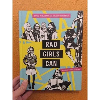 Microcosm Rad Girls Can: Stories