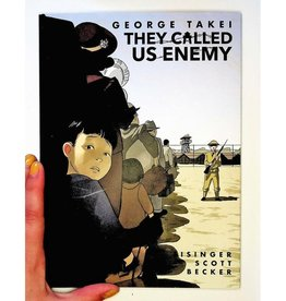 Microcosm They Called Us Enemy Graphic Memoir
