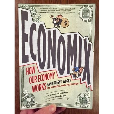 Microcosm Economix: How Our Economy Works (and Doesn't Work)