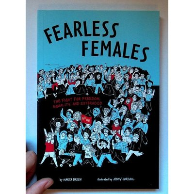 Microcosm Fearless Females: The Fight for Freedom, Equality & Sisterhood