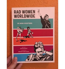 Microcosm Rad Women Worldwide: 20 Mini Posters
