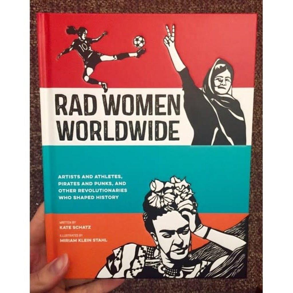 Microcosm Rad Women Worldwide