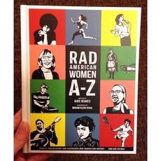 Microcosm Rad American Women A-Z