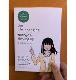 Microcosm Life Changing Manga of Tidying Up