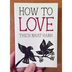 Microcosm How to Love
