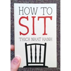 Microcosm How to Sit