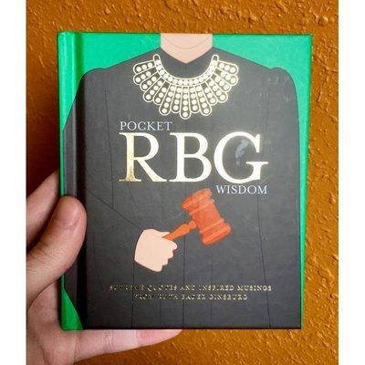 Microcosm Pocket RBG Wisdom