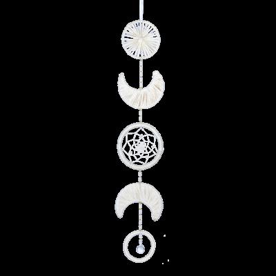 DZI Handmade Little Lunar Cycle Wall Hanging