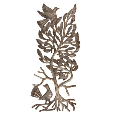 Ten Thousand Villages Branching Out Metal Wall Art