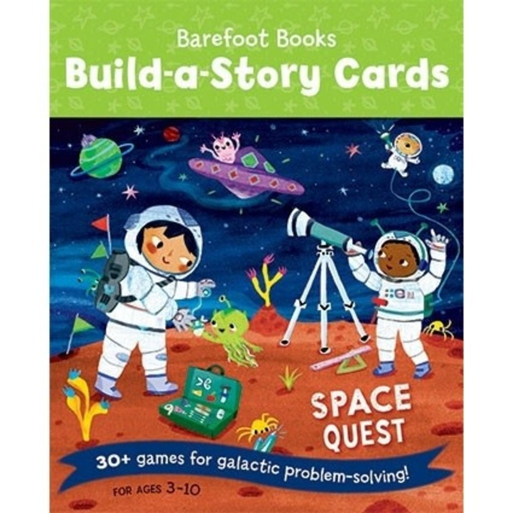 Barefoot Books Build a Story: Space Quest