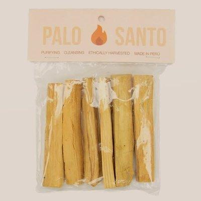 Minga Imports Palo Santo Natural Incense Sticks