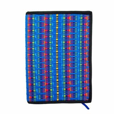 Unique Batik Rainbow Ikat Journal Large
