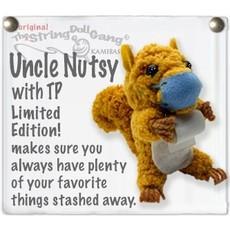 Kamibashi Uncle Nutsy TP String Doll Keychain