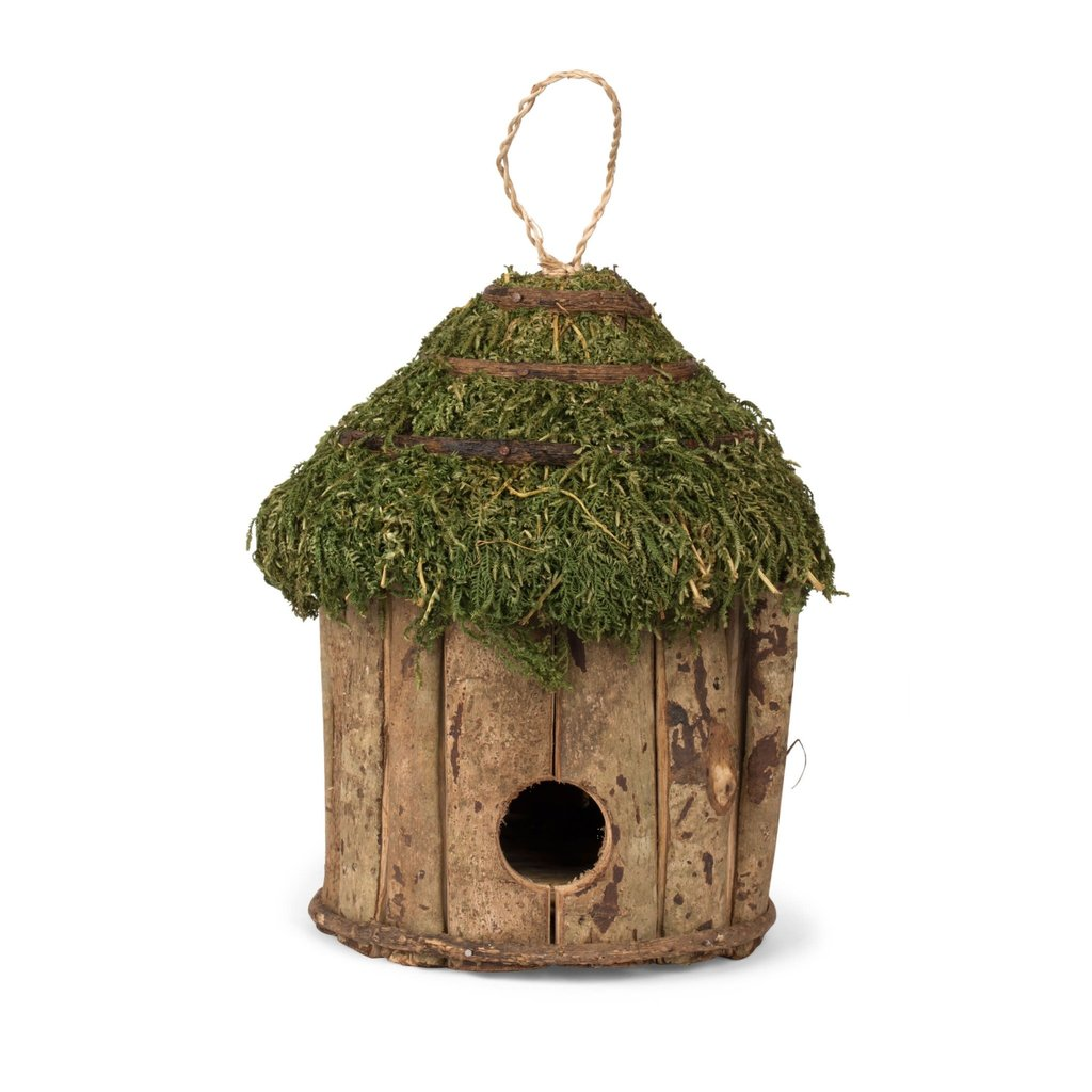 Ten Thousand Villages In the Woods Birdhouse