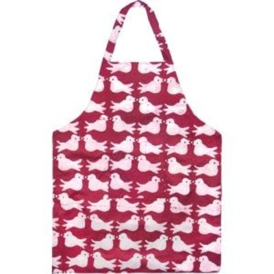 Global Mamas Reversible Two Birds Apron
