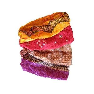 Ganesh Himal Recycled Silk Sari Headband