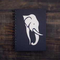 Mr Ellie Pooh Large Black Tusker Profile Journal