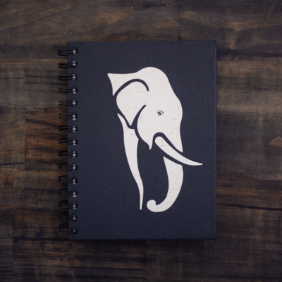 Mr Ellie Pooh Large Black Tusker Profile Journal