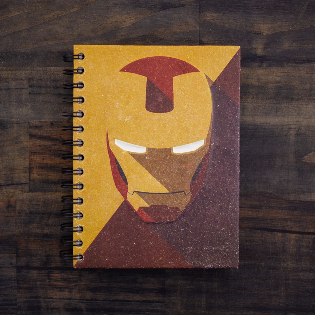 Mr Ellie Pooh Large Armored Avenger Journal
