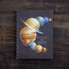 Mr Ellie Pooh Large Solar System Journal