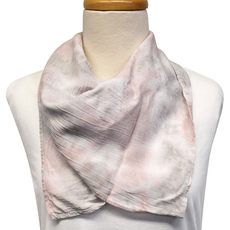 Unique Batik Suay Rose Tie-Dye Bandana