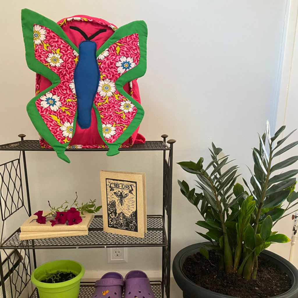 Creation Hive Butterfly Kids Backpack