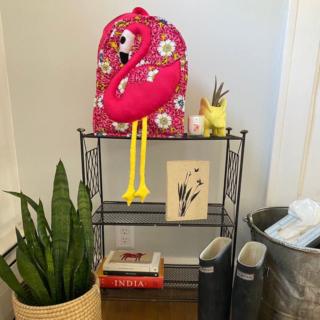 Creation Hive Flamingo Kids Backpack