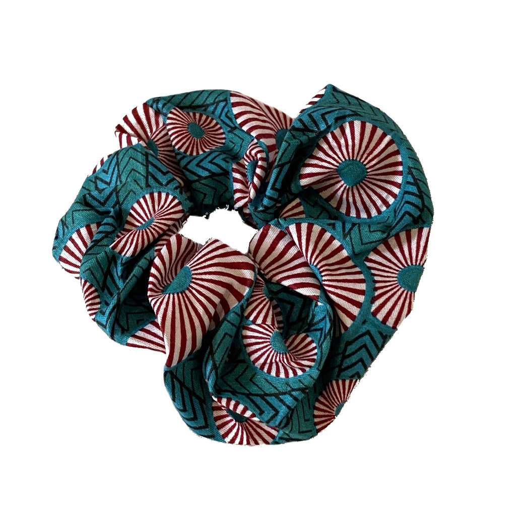 Creation Hive Kitenge Hair Scrunchie