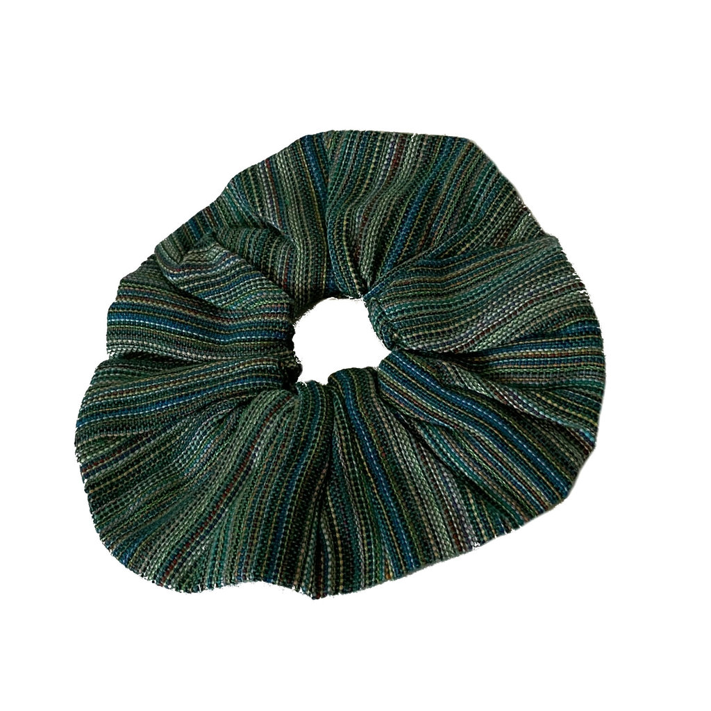 Creation Hive Kikoy Hair Scrunchie