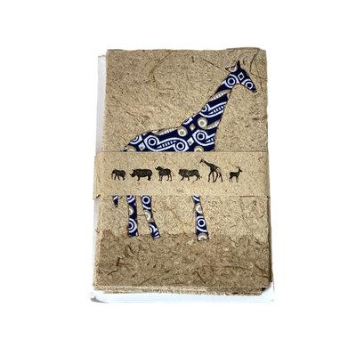 Creation Hive Safari Animal Card Set